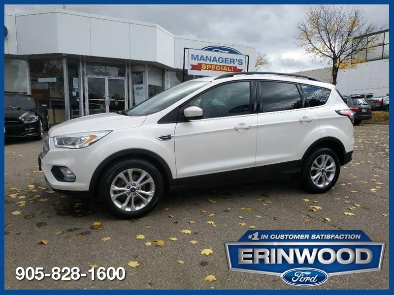 Erin Mills Ford >> 2017 Ford Escape