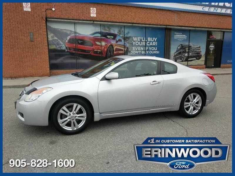 2008 Nissan Altima 2.5 S   Coupe / ROOF / LTHR / 18 WHLS / LOW