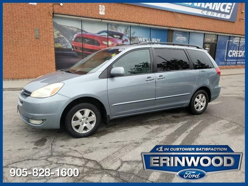 2004 Toyota Sienna LE - 7 PASS / PWR DOOR / ALLOYS