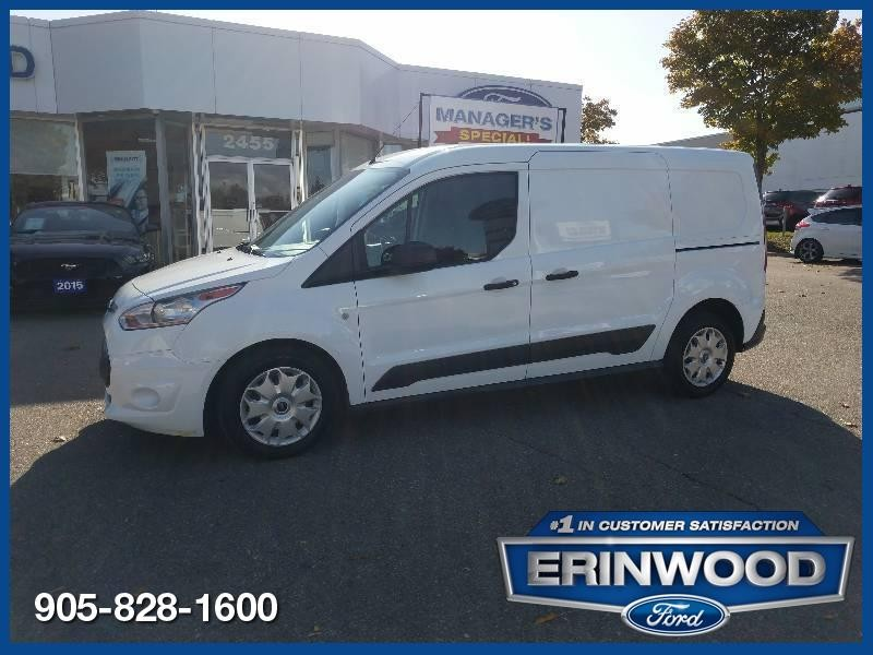 2018 Ford Transit Connect Main