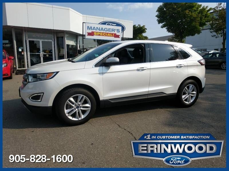 2015 Ford Edge SEL - CPO 24M @2.9-20,000KM EXT WARRANTY