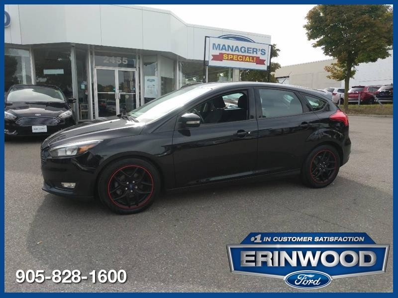 Erin Mills Ford >> 2016 Ford Focus