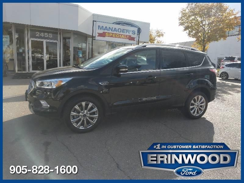 2018 Ford Escape Main