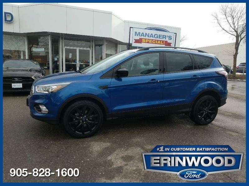 Erin Mills Ford >> 2018 Ford Escape