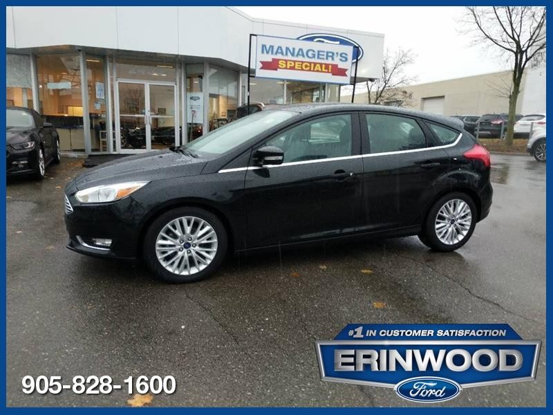 Erin Mills Ford >> 2018 Ford Focus